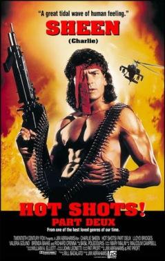 Hot Shots Part Deux ฮ็อต ช็อต 2 เสืออากาศจิตป่วน นักรบ แรมเยอะ - ดูหนังออนไลน์ | หนัง HD | หนังมาสเตอร์ | ดูหนังฟรี เด็กซ่าดอทคอม